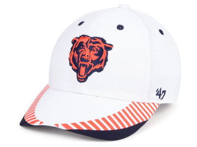 Chicago Bears '47 NFL Tantrum CONTENDER Flex Cap