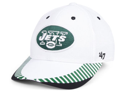 new product 04323 9bc75 New York Jets  47 NFL Tantrum CONTENDER Flex Cap