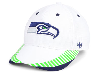 Seattle Seahawks '47 NFL Tantrum CONTENDER Flex Cap