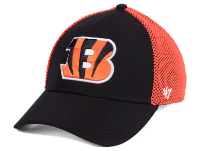 low priced 8071e 2c1b9 ... where to buy cincinnati bengals 47 nfl comfort contender flex cap 0510e  f552f