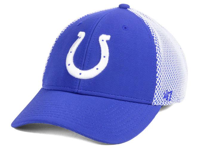 Indianapolis Colts  47 NFL Comfort CONTENDER Flex Cap  9a43099ed83