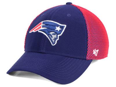 timeless design 71dd0 9a651 New England Patriots  47 NFL Comfort CONTENDER Flex Cap