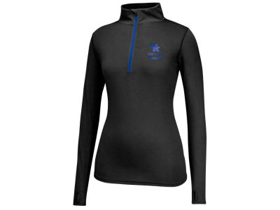 Kentucky Wildcats Top of the World NCAA Women's Get Going Quarter Zip Pullover