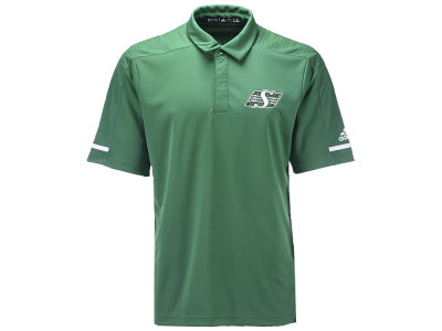 Saskatchewan Roughriders adidas CFL Men's Climalite Polo