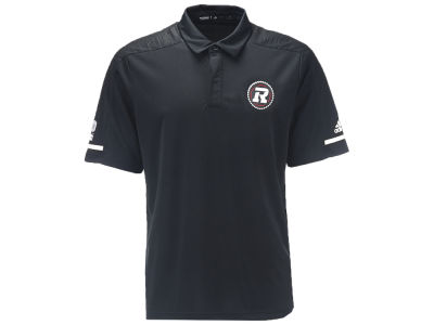 Ottawa RedBlacks adidas CFL Men's Climalite Polo
