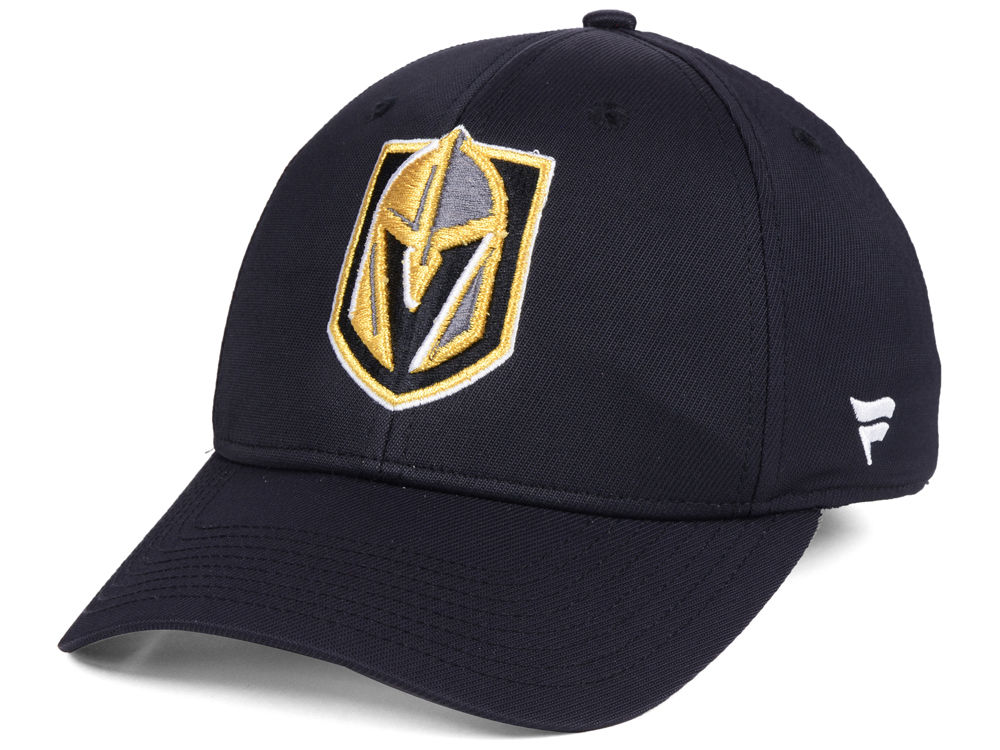 9018787396f Vegas Golden Knights NHL NHL Iconic Structured Flex Cap
