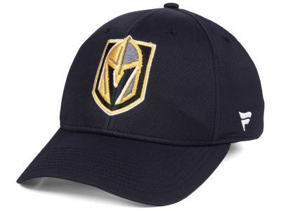 Vegas Golden Knights NHL Iconic Structured Flex Cap