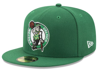 Boston Celtics New Era 2018 NBA Basic 59FIFTY Cap