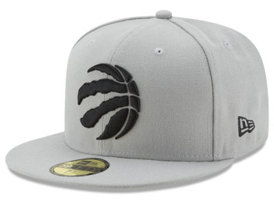 Toronto Raptors New Era 2018 NBA Basic 59FIFTY Cap