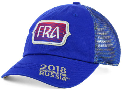France Top of the World 2018 World Cup Flagtacular Cap