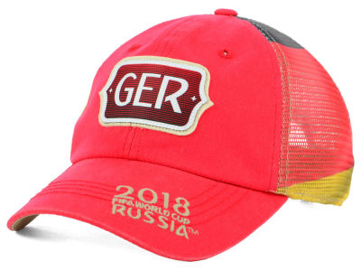 Germany Top of the World 2018 World Cup Flagtacular Cap