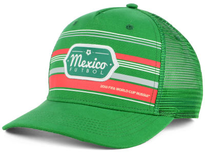 Mexico Top of the World 2018 World Cup Route Cap