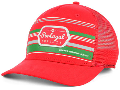 Portugal Top of the World 2018 World Cup Route Cap