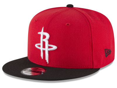 Houston Rockets New Era NBA Basic 2 Tone 9FIFTY Snapback Cap