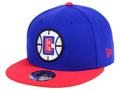Los Angeles Clippers New Era NBA Basic 2 Tone 9FIFTY Snapback Cap