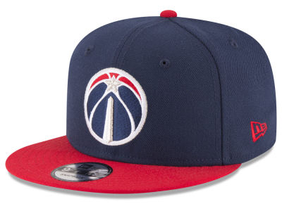 Washington Wizards New Era NBA Basic 2 Tone 9FIFTY Snapback Cap