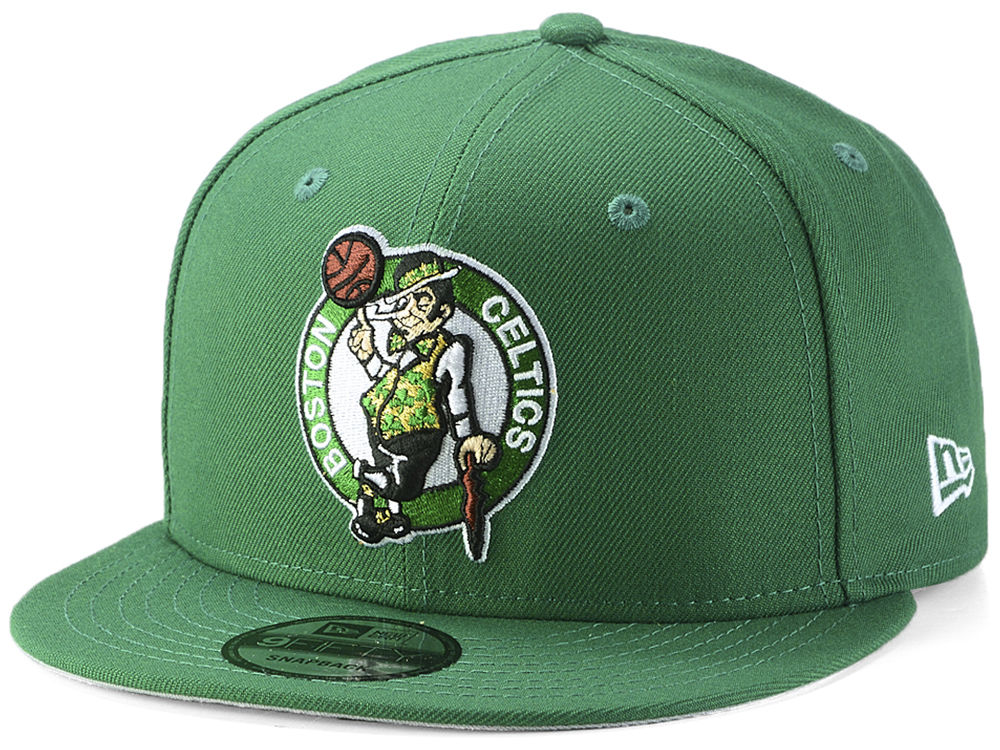 bfebdf9dd2e ... clearance boston celtics new era 2018 nba basic 9fifty snapback cap  lids a0e29 26b9d