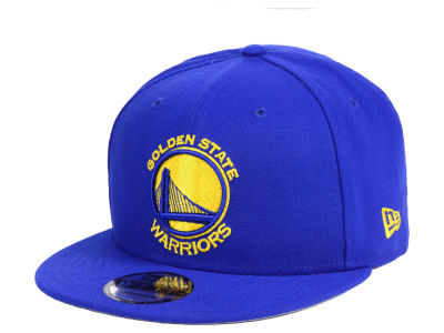 Golden State Warriors New Era 2018 NBA Basic 9FIFTY Snapback Cap