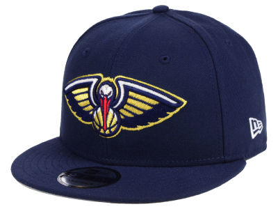 New Orleans Pelicans New Era 2018 NBA Basic 9FIFTY Snapback Cap