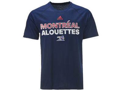 Montreal Alouettes adidas CFL Men's Rush T-Shirt