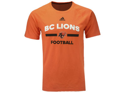 BC Lions adidas CFL Men's Speed Arch T-Shirt