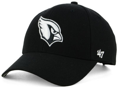 Arizona Cardinals '47 NFL Black & White MVP Cap