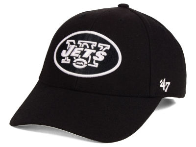 New York Jets '47 NFL Black & White MVP Cap
