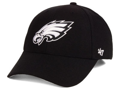 Philadelphia Eagles '47 NFL Black & White MVP Cap