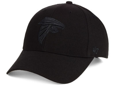 Atlanta Falcons '47 NFL Black & Black MVP Cap