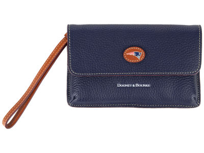 New England Patriots Dooney & Bourke Milly Wristlet
