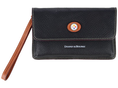Pittsburgh Steelers Dooney & Bourke Milly Wristlet