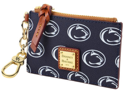 Penn State Nittany Lions Dooney & Bourke Zip Top Card Case