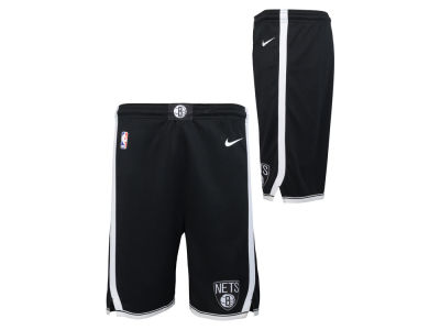 Brooklyn Nets Nike NBA Youth Icon Swingman Short