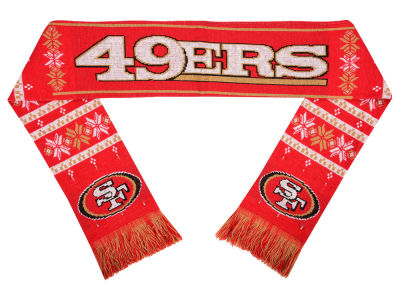 San Francisco 49ers Light Up Scarf