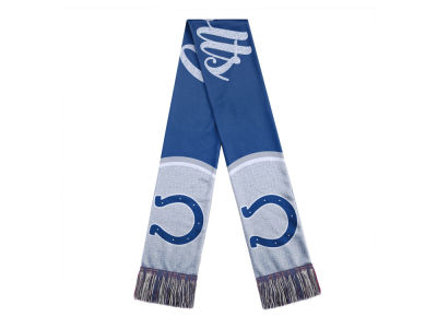 Indianapolis Colts Women's Glitter Script Wordmark Scarf