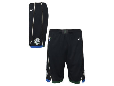 Milwaukee Bucks Nike NBA Youth Statement Swingman Short