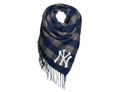New York Yankees Forever Collectibles Blanket Scarf