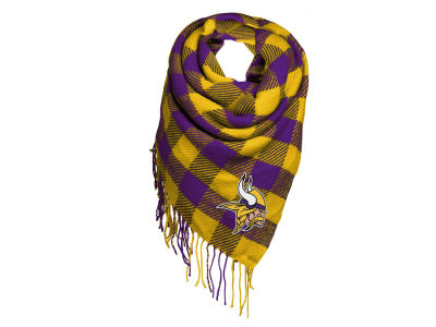 Minnesota Vikings Forever Collectibles Blanket Scarf d18c4bfb5