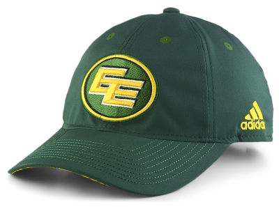 Edmonton Eskimos adidas 2018 CFL Coach Adjustable Cap