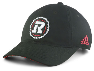 Ottawa RedBlacks adidas 2018 CFL Coach Adjustable Cap