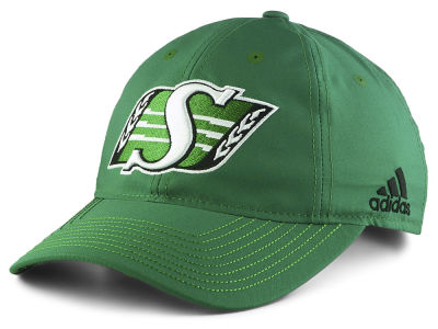 Saskatchewan Roughriders adidas 2018 CFL Coach Adjustable Cap