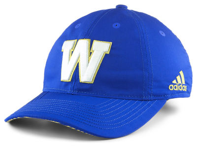 Winnipeg Blue Bombers adidas 2018 CFL Coach Adjustable Cap