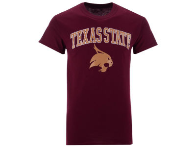 Texas State Bobcats 2 for $28  The Victory NCAA Men's Midsize T-Shirt