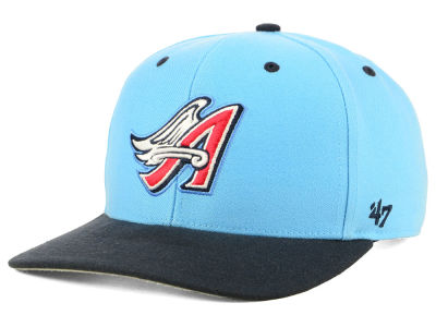 Los Angeles Angels '47 MLB 2 Tone Coop MVP Cap