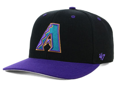 Arizona Diamondbacks '47 MLB 2 Tone Coop MVP Cap