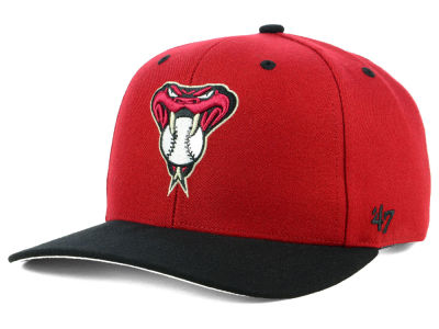 Arizona Diamondbacks '47 MLB 2 Tone MVP Cap