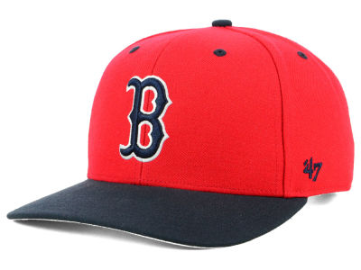 Boston Red Sox '47 MLB 2 Tone MVP Cap