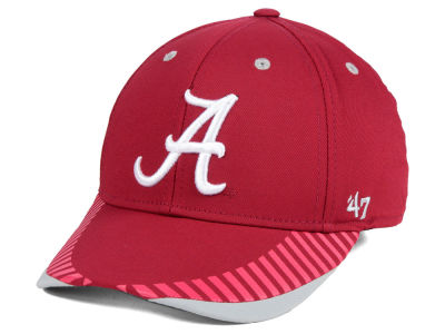 Alabama Crimson Tide '47 NCAA Temper CONTENDER Flex Cap