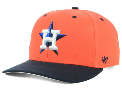 Houston Astros '47 MLB 2 Tone MVP Cap