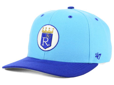 Kansas City Royals '47 MLB 2 Tone Coop MVP Cap